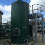 Pumice Biofilter / Bioscrubber