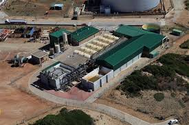 Mossel Bay Desanilisation Plant