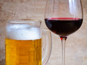 beer-mug-and-wine-glass-